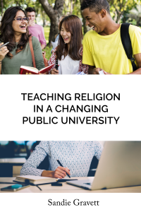 Cover for Teaching Religion in a Changing Public University