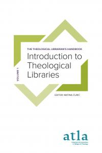 Cover for Introduction to Theological Libraries